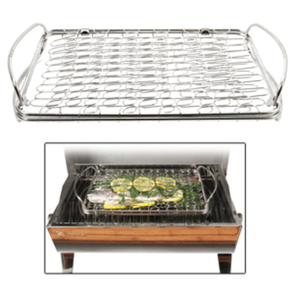 Kuuma Fish Basket - Stainless Steel - 58387