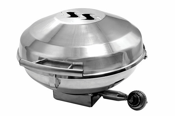 Kuuma Gas Kettle Grill - 175 Surface - Stainless Steel