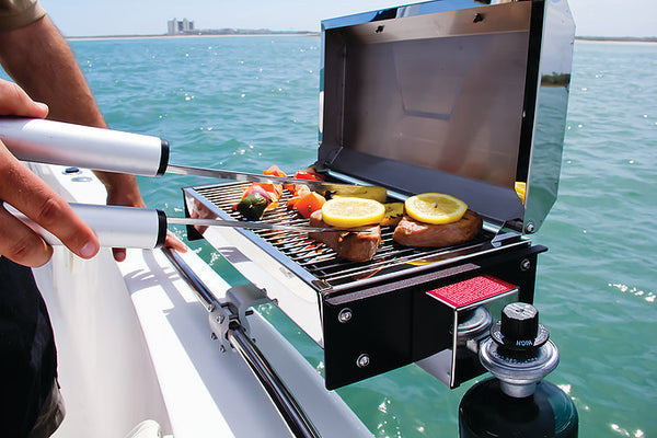 Kuuma Profile 150 Gas Grill - 9,000BTU w/Regulator