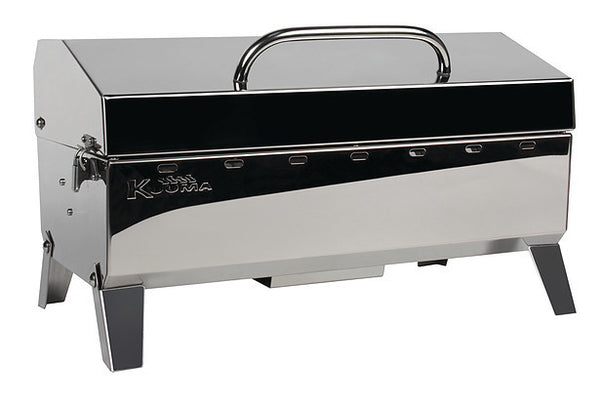 Kuuma Stow N Go 160 Gas Grill - 13,000BTU w/Regulator - 58130