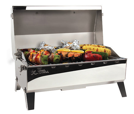 Kuuma Stow N Go 125 Gas Grill - 9,000BTU w/Regulator