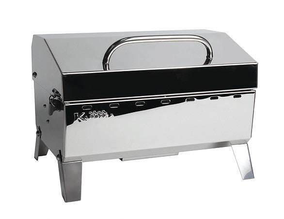 Kuuma Stow N Go 125 Gas Grill - 9,000BTU w/Regulator - 58140