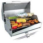Kuuma 316  Elite Gas Grill - 316 Cooking Surface - Stainless Steel, 58173