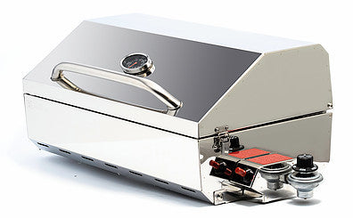 Kuuma 316  Elite Gas Grill - 316 Cooking Surface - Stainless Steel
