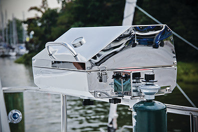 Kuuma In/Outboard Rail Grill Mount