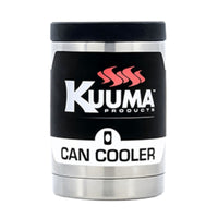Kuuma Stainless Steel Can Cooler f/12oz Cans- 58423