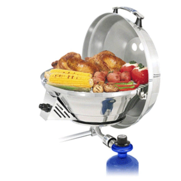 Magma Marine Kettle 3 Combination Stove & Gas Grill, Original Size - 15 - A10-207-3