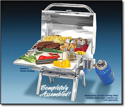 Magma Connoisseur Series Trailmate Gas Grill - A10-801