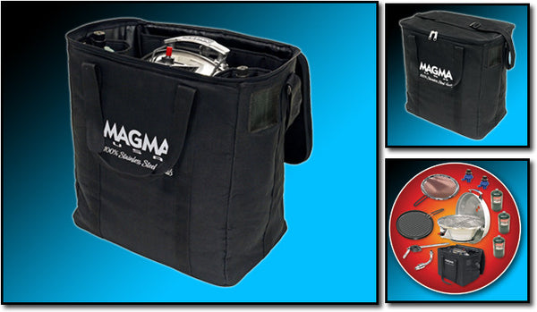 Magma Storage Case Fits Marine Kettle Grills up to 17 in Diameter- A10-991