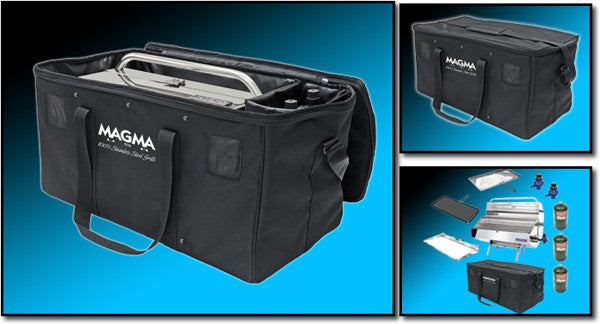 Magma Storage Carry Case Fits 9 x 18 Rectangular Grills - A10-992