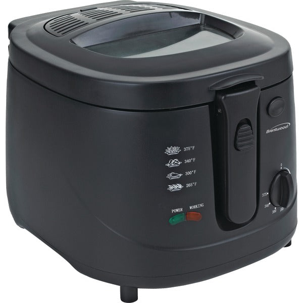 Brentwood Appliances 12-Cup Electric Deep Fryer, DF-725