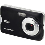 Bell+Howell®18.0-Megapixel HD Digital Camera (Black) S18HD-BK