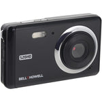 Bell+Howell® 20.0-Megapixel 1080p HD Digital Camera (Black) S20HD-BK
