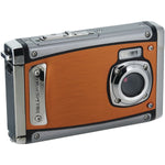 Bell+Howell® 20.0-Megapixel 1080p HD WP20 Splash3 Underwater Digital Camera (Orange) WP20-O
