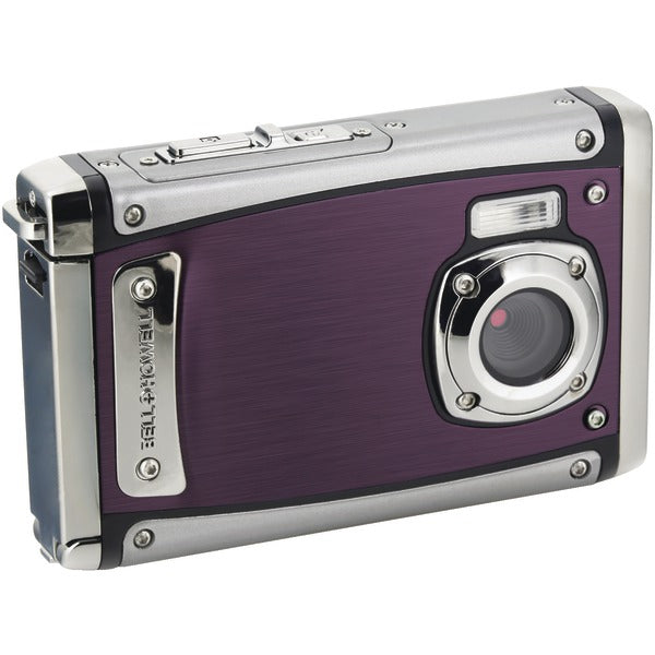 Bell+Howell® 20.0-Megapixel 1080p HD WP20 Splash3 Underwater Digital Camera (Purple) WP20-P