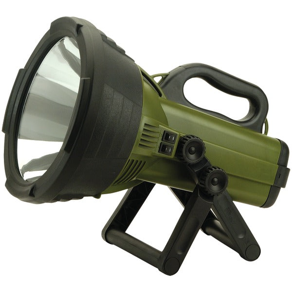 CYCLOPS Colossus 18 Million Candlepower Rechargeable Spotlight, C18MIL-FE