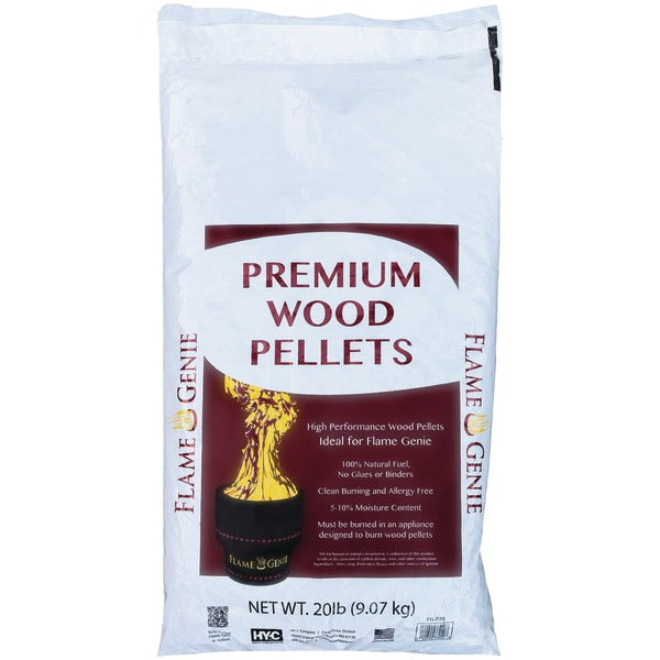 Flame Genie Wood Pellets FG-P20