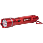 LifeGear 250-Lumen Searchlight with Emergency Beacon AA35-60538-RED