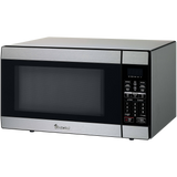 MAGIC CHEF® 1.8 Cubic-ft, 1,100-Watt Stainless Microwave with Digital Touch, MCD1811ST