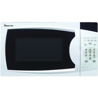 MAGIC CHEF® .7 Cubic-ft, 700-Watt Microwave with Digital Touch (White), MCM770W