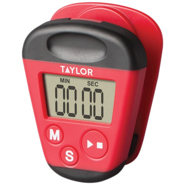 Taylor®  Precision Products  Kitchen Clip Timer - 5875
