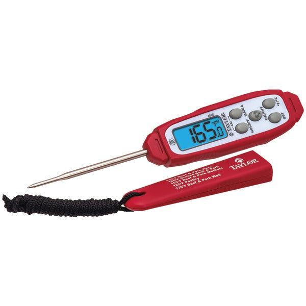 Taylor Precision Products Waterproof Digital Thermometer - 806GW
