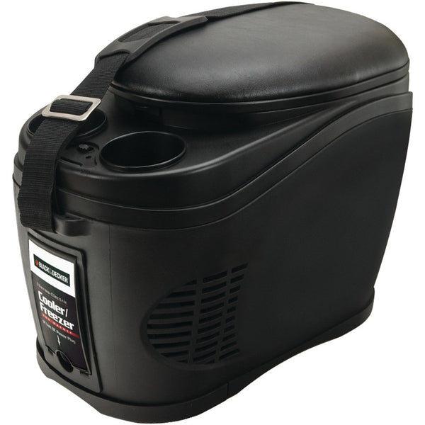 Black & Decker 12-Can Travel Cooler & Warmer BGLTC212B