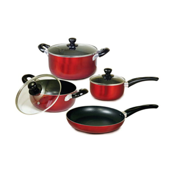 Better Chef 7-Piece Non-Stick Cookware Set - F889R