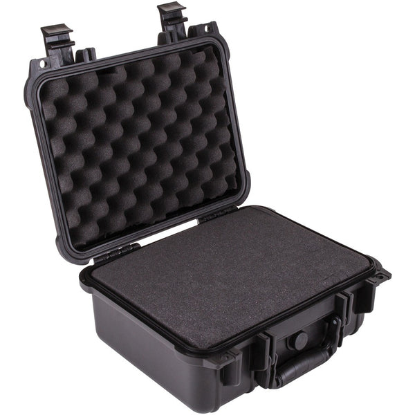 Flambeau® HD Series Small Pistol Case (Black)  1109HD