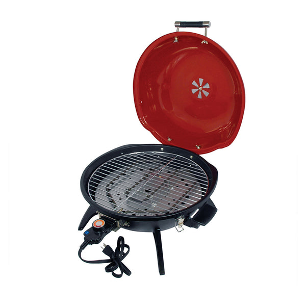 Better Chef 15-inch Electric Tabletop Barbecue Grill - IM-350