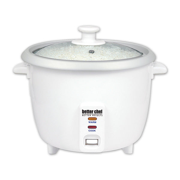 Better Chef IM-400 8-Cup (16-Cups Cooked) Automatic Rice Cooker