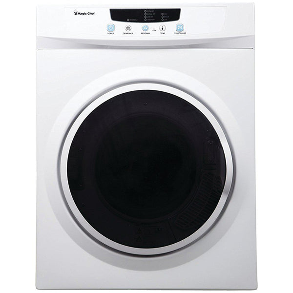 MAGIC CHEF® 3.5 Cubic-ft Electric Dryer, MCSDRY35W