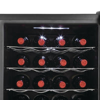 MAGIC CHEF® 28-Bottle Wine Cooler, MCWC28B
