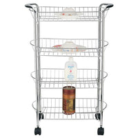 Better Chef 4 Tier Storage Cart, SR-4