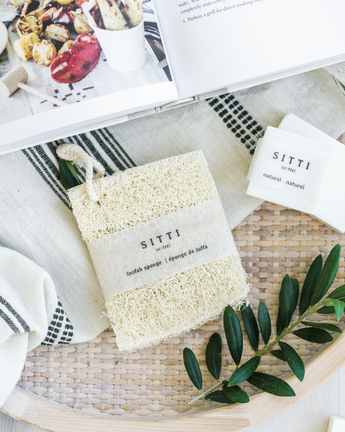 Zero Waste Options with Loofah