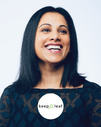 Own Your [Woman Owned] Business Story: Jaswinder Salh of Keep Leaf