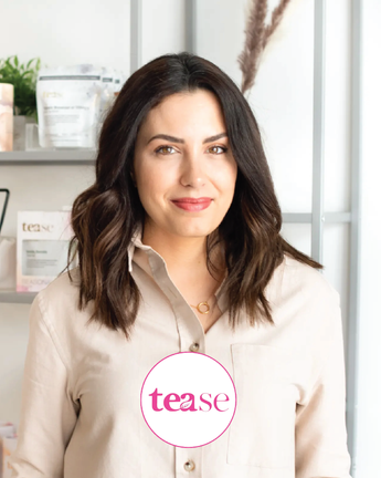 Own Your [Woman Owned] Business Story: Sheena Brady of Tease Tea