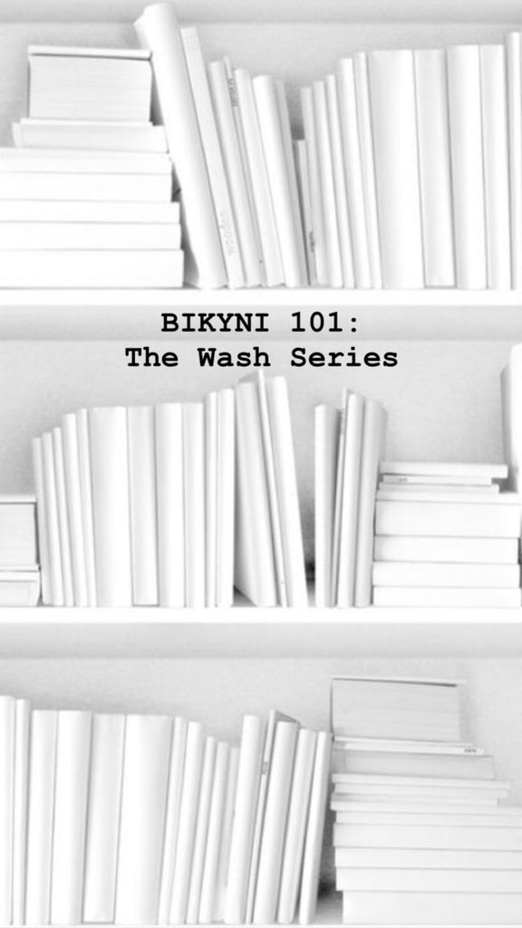 Bikyni Wash series