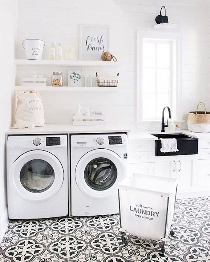 Laundry Room DIY Laundry Day Washing Machine