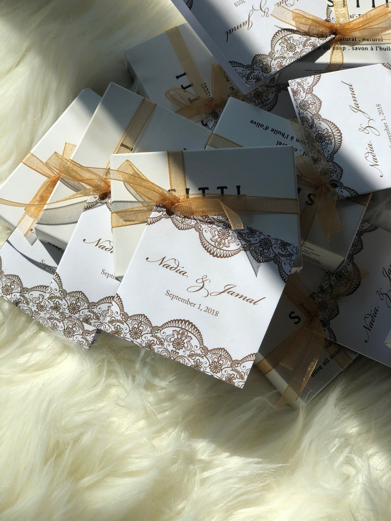 Wedding gifts for guests personalized gifts for wedding guests olive oil soap handmade by refugees