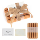 Dish + Sitti Soap Bar + Gift Ribbon