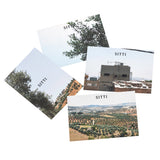 """Jerash Photographed"" - Postcards"