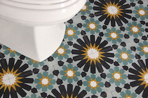 The Difference Between Hydraulic and Encaustic Cement Tiles
