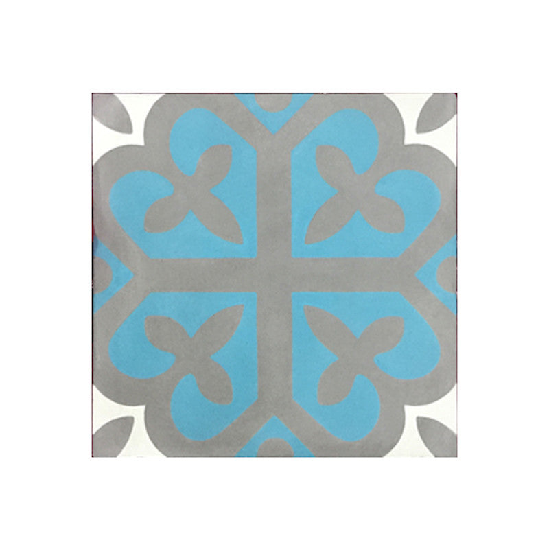Artisan Tile Shop Handmade Patterned Cement Tile Tuscania