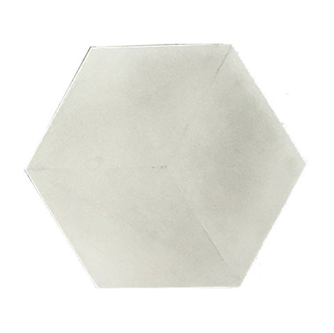 3D Grey Hexagon Cement Tile
