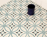 Artisan Tile Shop Handmade Patterned Cement Tile Bayonne