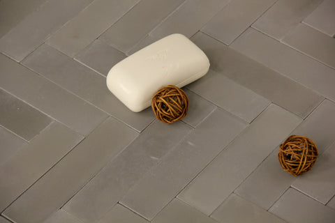 Artisan Tile Shop Handmade Patterned Cement Tile Fume