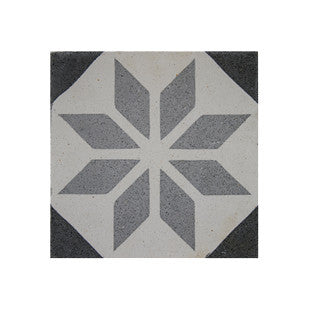 Odilia 8x8 Cement Tile