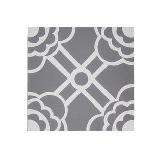 Troy 8x8 Cement Tile
