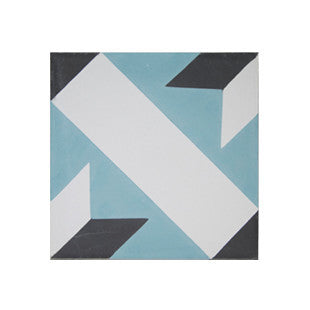 Atlantic 8x8 Cement Tile